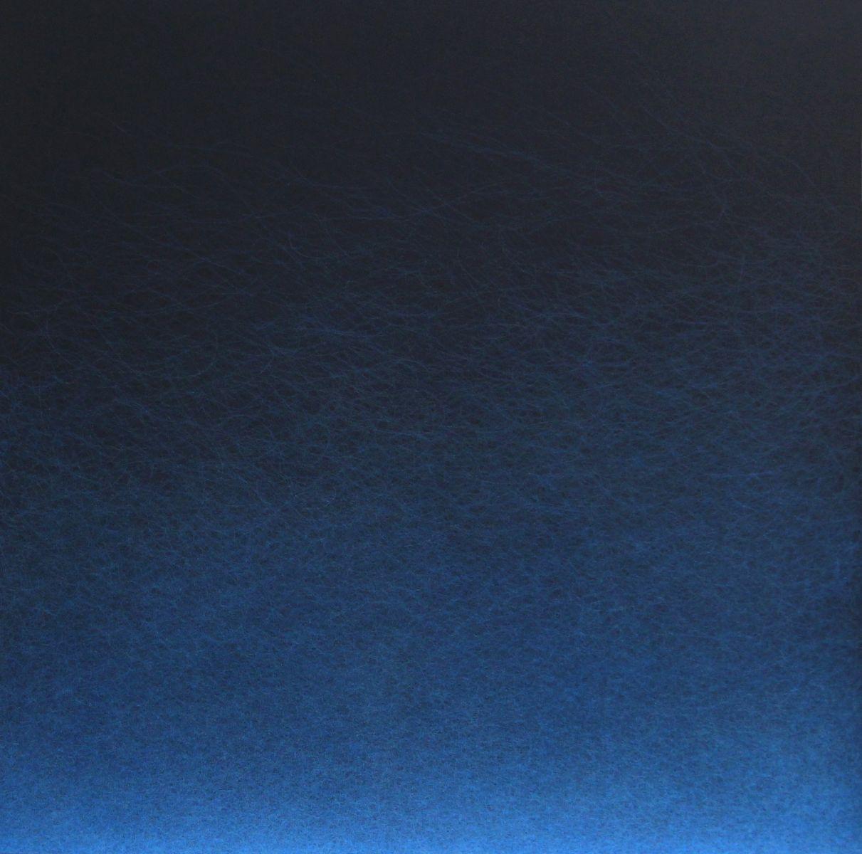 Quantum Entanglement (Phthalo Blue)